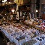 Fish at Tsukiji fish market