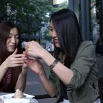 Rina and Sumie