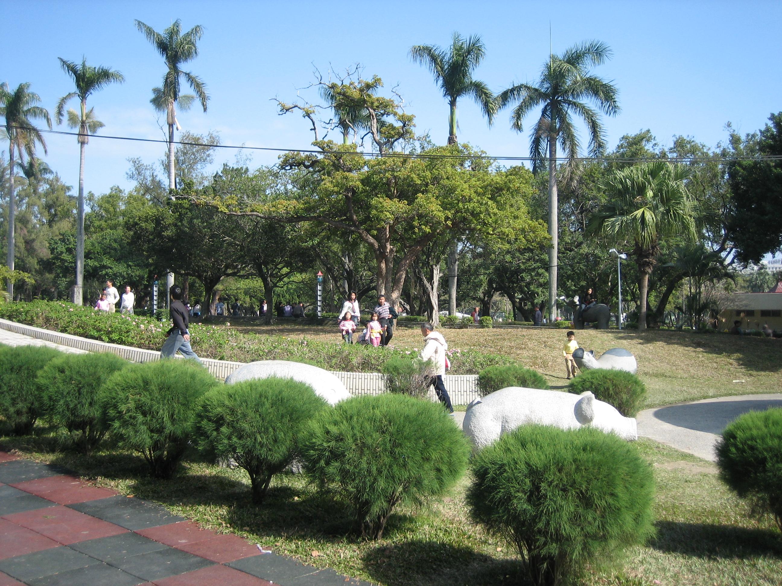 Taichung garden