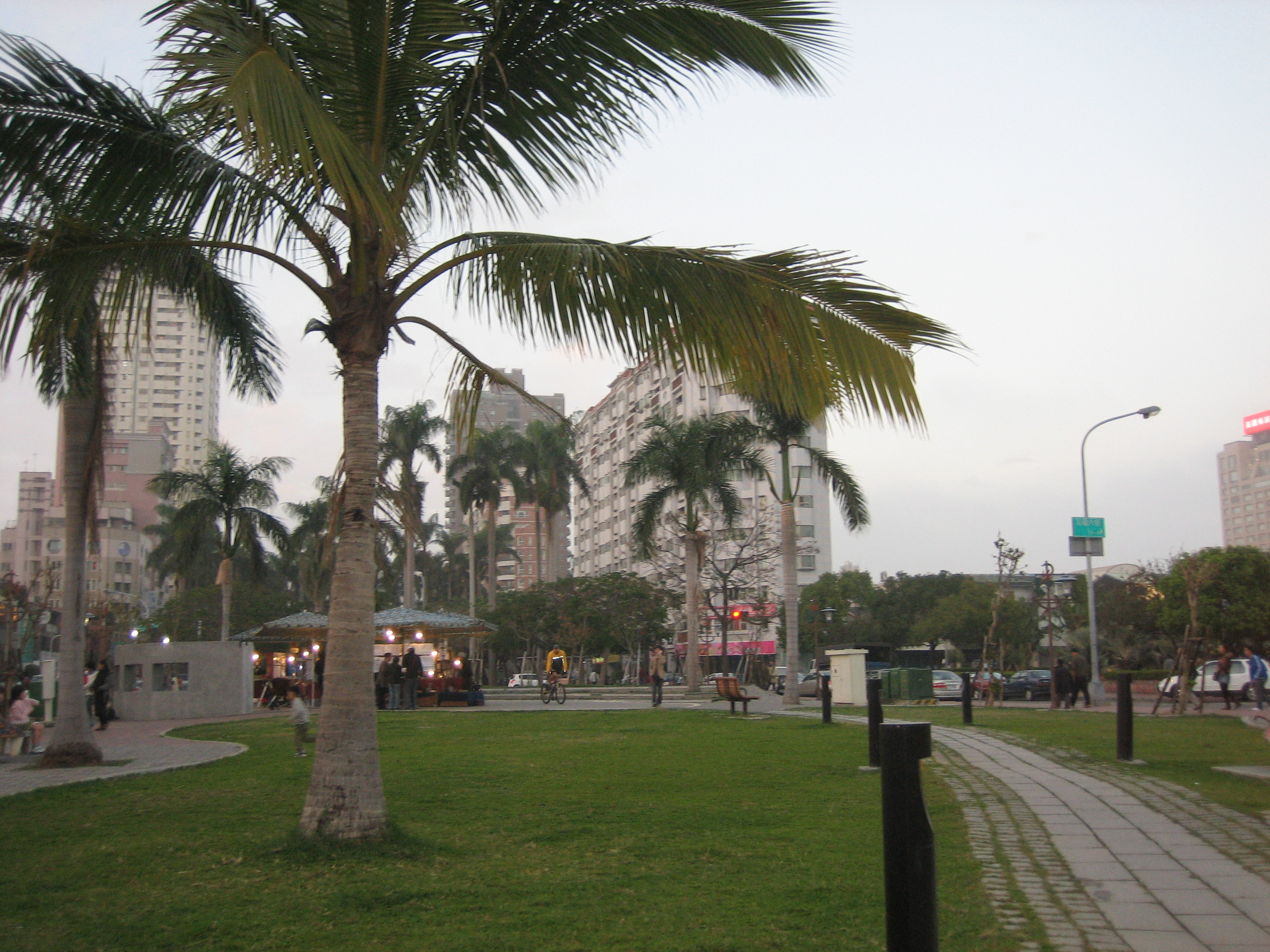 Taichung new area