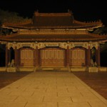 Old Tainan temple