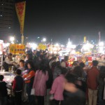 Night market in Taichung