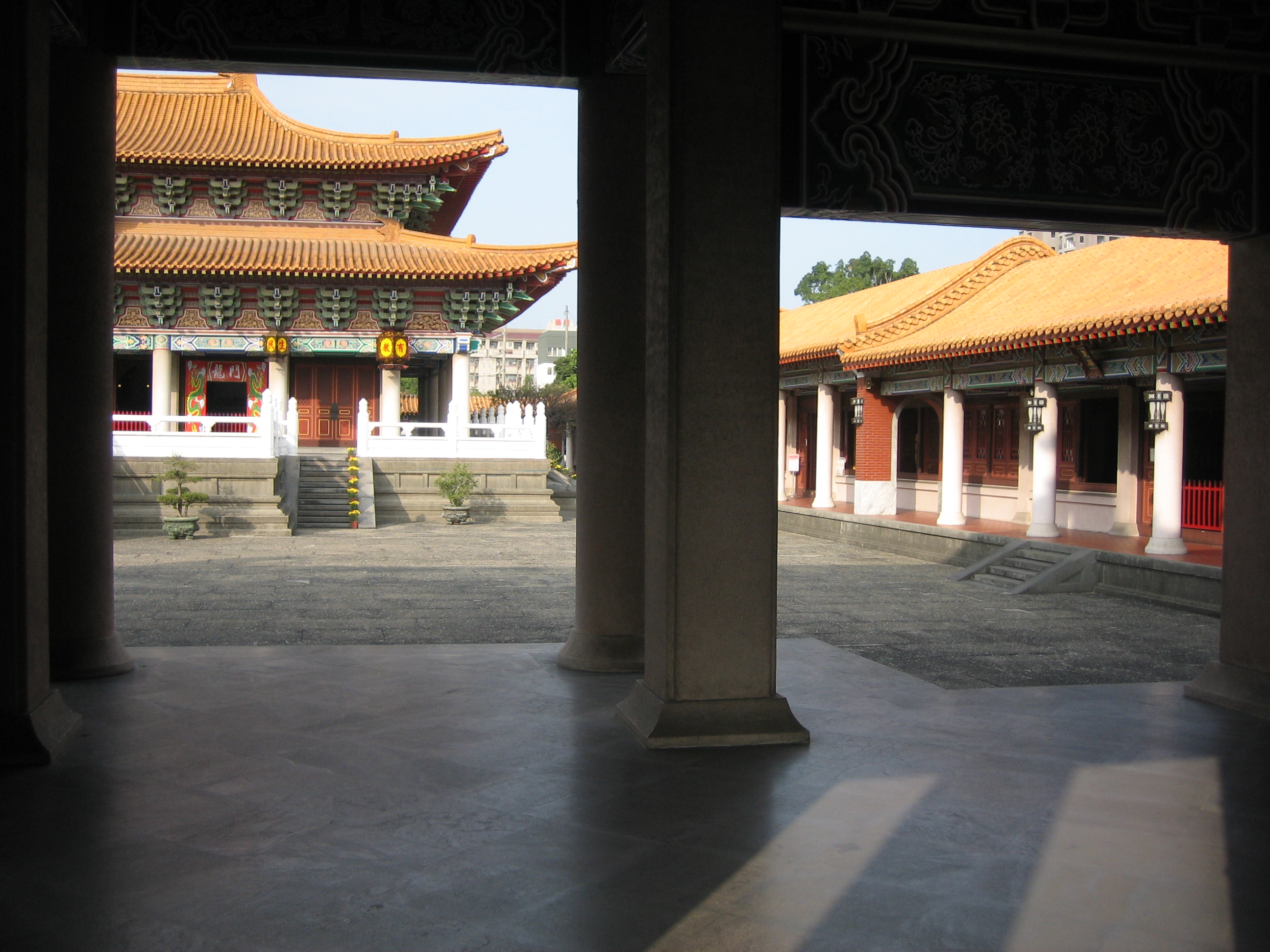Temple of Confucius in Taichung