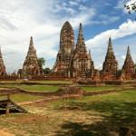 At Ayutthaya