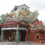 Small temple in Hsinchu