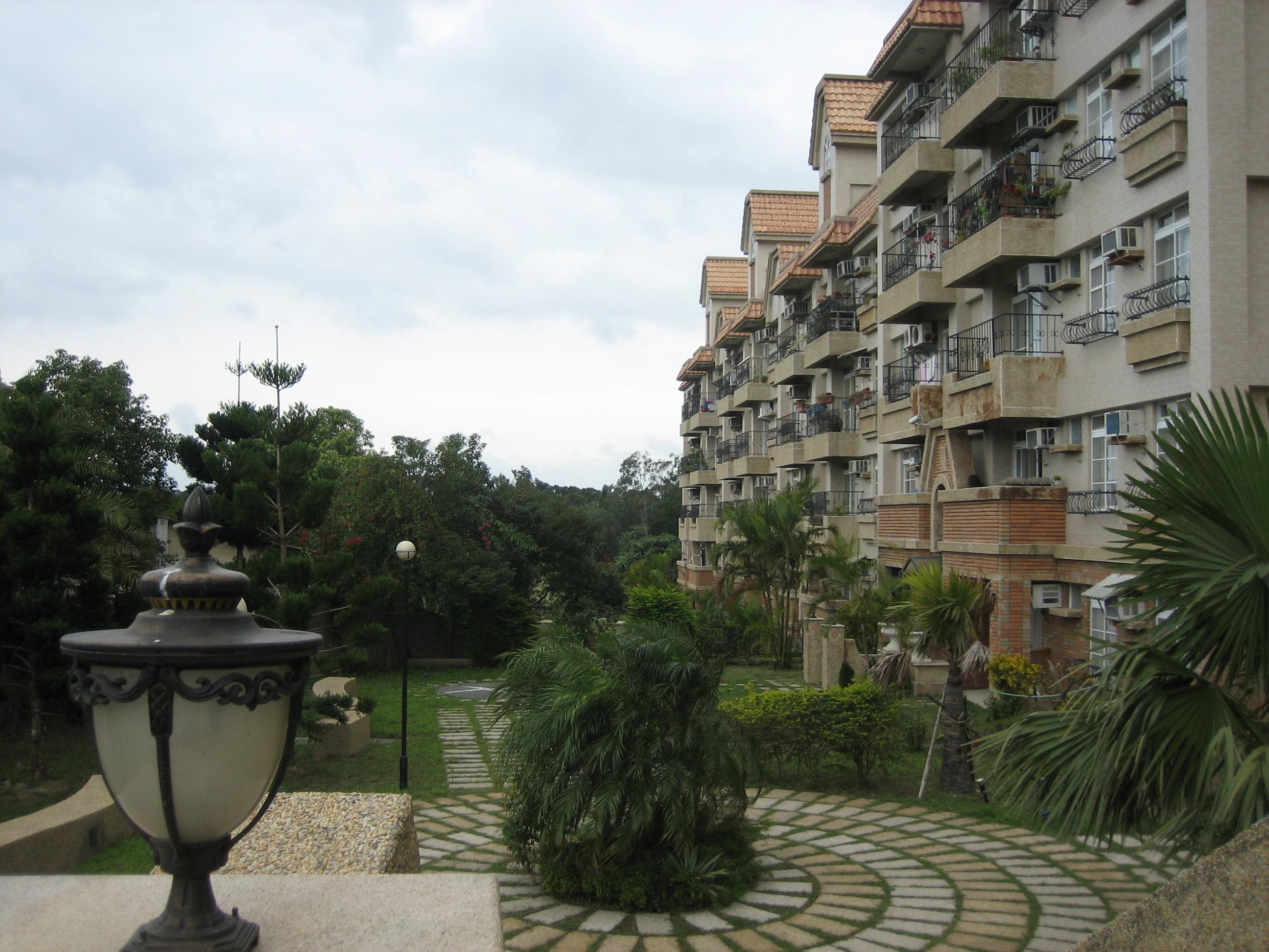 Residences in Hsinchu