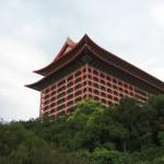 Taipei's grand hotel