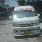 Minibus to Rayong