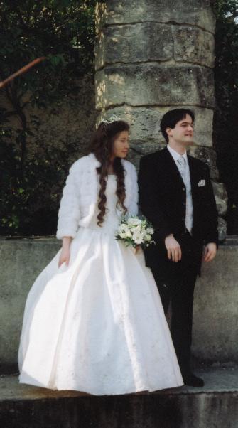 Vassilina and Arnaud