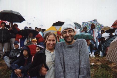 Sara and Babak