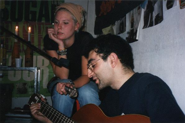 Theresa and Babak