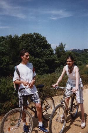 Philippe and Frédérique