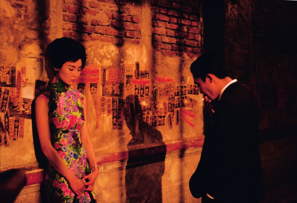 In the Mood for love (Wong Kar-Wai)