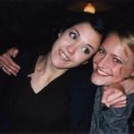 Lisa and Kristina