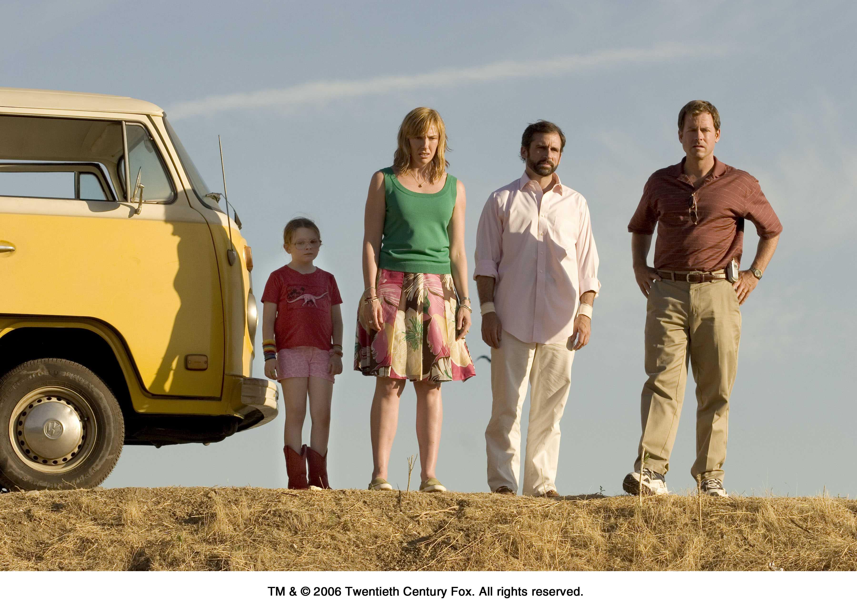 Little Miss Sunshine (Jonathan Dayton and Valerie Farris)