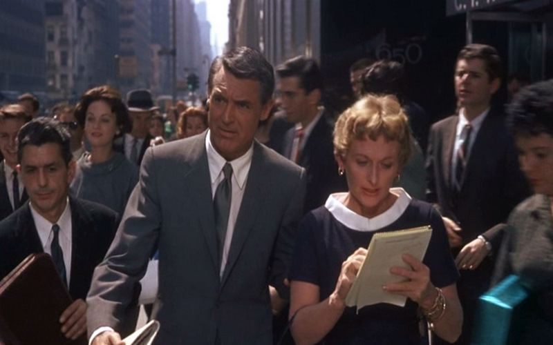 North by Northwest (Alfred Hitchcock)