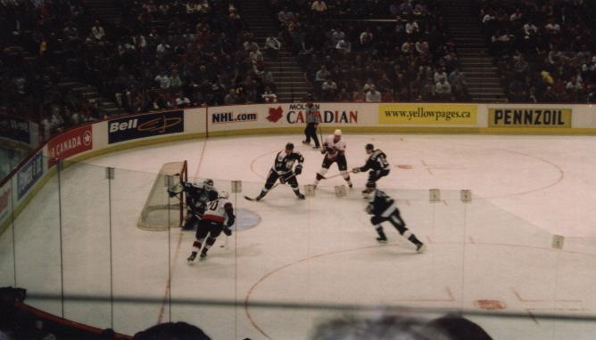Ottawa vs Tampa Bay