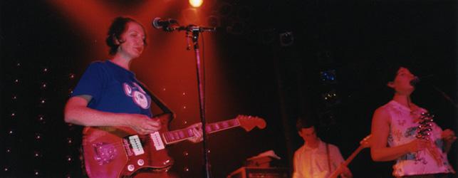 Stereolab at the Rockstore